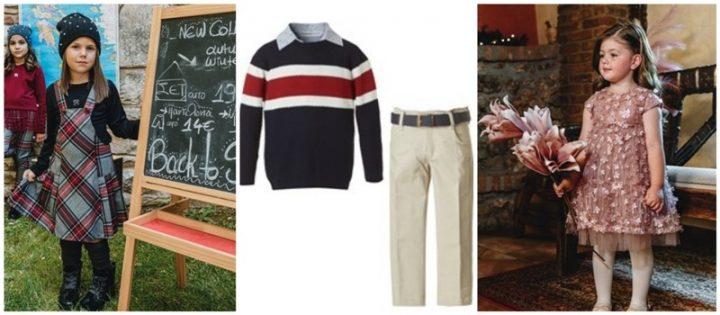Όμορφα παιδικά ρούχα από τα Mini-Raxevsky!