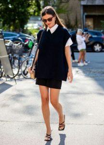 total μαύρο ντύσιμο