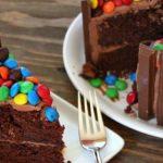 τουρτα σοκολατενια