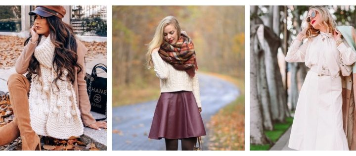 6 Top χρωματικοί συνδυασμοί ρούχων για τον χειμώνα!