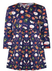 παιδικο χριστουγεννιατικο φορεμα