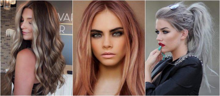 Τα 11 χρώματα μαλλιών που θα δούμε το 2021