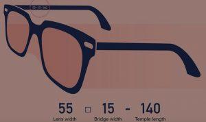 αριθμοί στα γυαλιά τί σημαίνουν