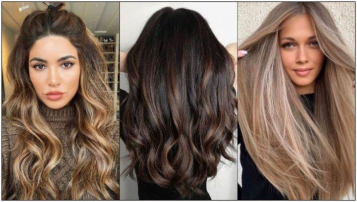 Όμορφες ιδέες balayage για κάθε χρώμα μαλλιών!