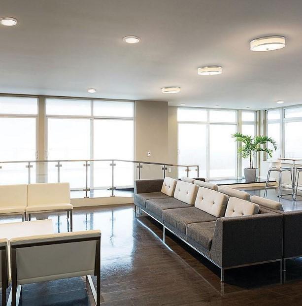 επίπεδα φωτιστικά οροφής