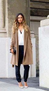 παλτό και γόβες