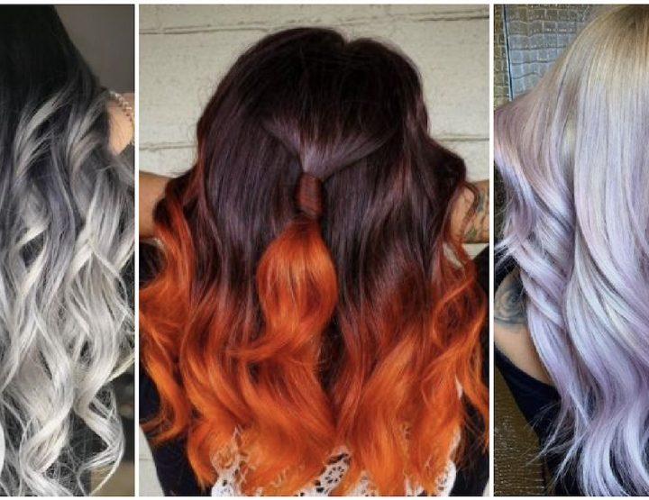 10 Μοναδικοί συνδυασμοί χρωμάτων για ombre στα μαλλιά!