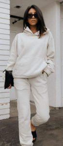λευκό outfit