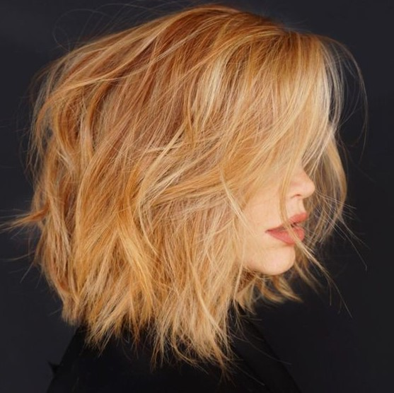 μακρύ καρέ μαλλί ξανθό καλύτερα κουρέματα 2021