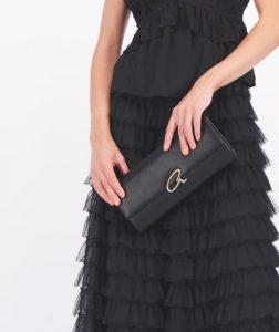 μαύρη τσάντα φάκελος