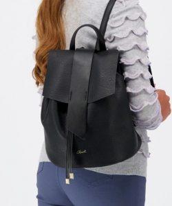 μαύρο backpack