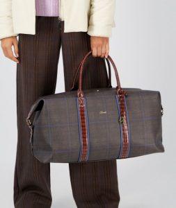 μεγάλη τσάντα ταξιδιού