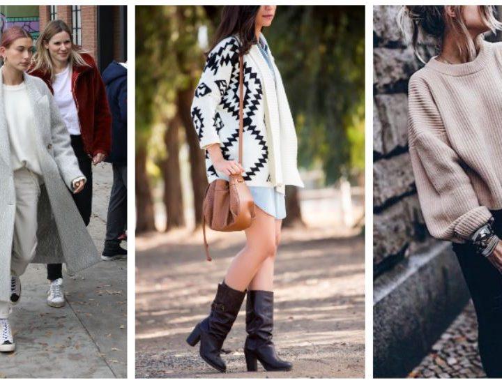 7 Μοναδικά outfits για να συνδυάσεις τα oversized ρούχα σου!