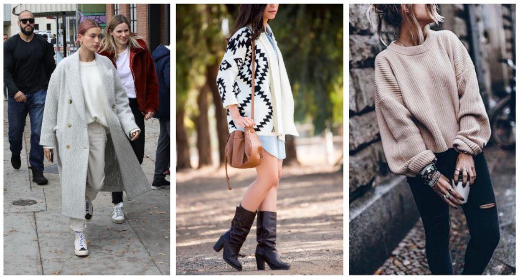 μοναδικα outfits με oversized ρουχα