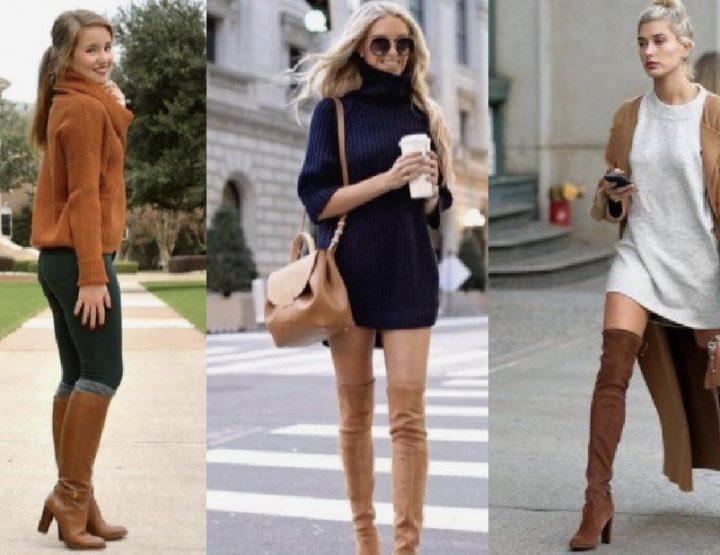 9 Τρόποι για να συνδυάσεις τέλεια τις ταμπά μπότες σου!