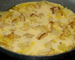 πατατες και αυγα τηγανι