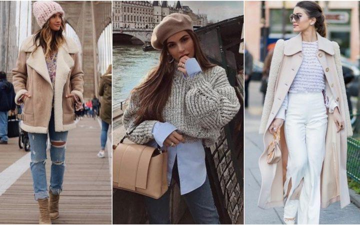 7 Τρόποι να φορέσεις ανοιχτόχρωμα ρούχα το χειμώνα!