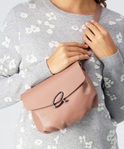 ροζ τσάντα axel