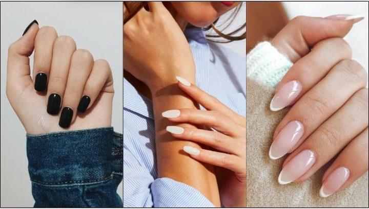 Ποιο σχήμα νυχιών ταιριάζει περισσότερο στο χέρι σου!