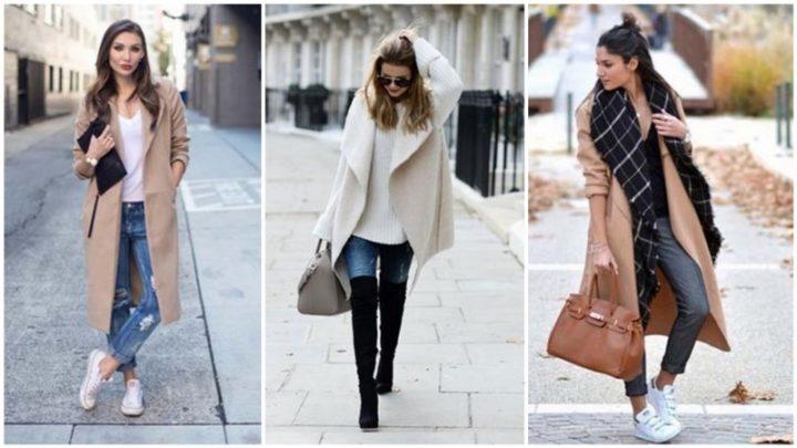 8 Μοναδικοί συνδυασμοί ρούχων με παλτό!