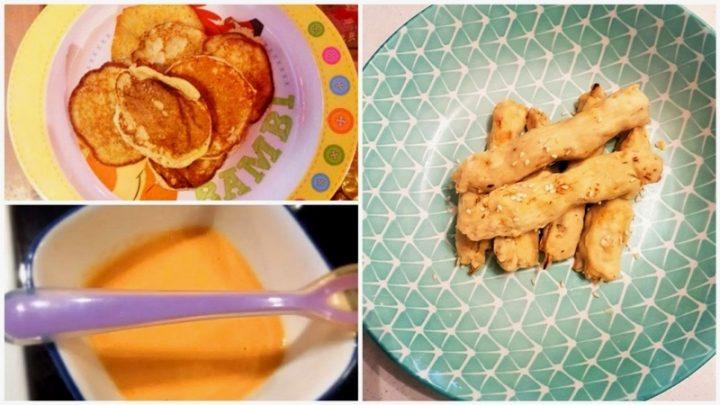 3 Νόστιμες και εύκολες συνταγές για μωρά άνω των 6 μηνών!