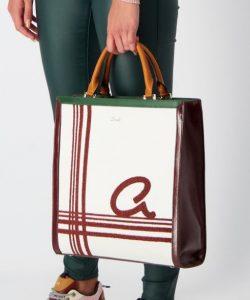 τετράγωνη τσάντα