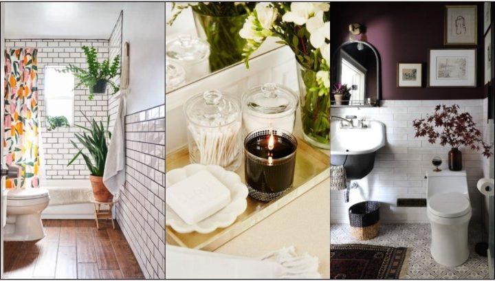 6 Ιδέες για να ανανεώσεις γρήγορα και οικονομικά το μπάνιο!