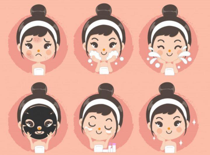 4 Μυστικά της περιποίησης προσώπου για άψογο δέρμα!