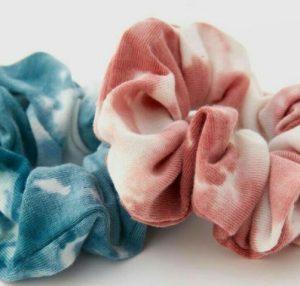 διαφορα αξεσουαρ tie dye κοκαλακι μαλλιων