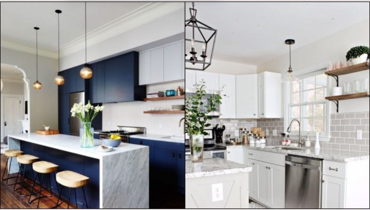 6 Φωτιστικά που θα αναβαθμίσουν την κουζίνα σου!