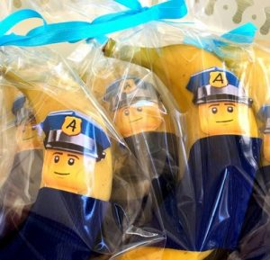 μπανανες σε σακουλακι