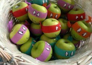 μηλο φατσουλα κερασμα