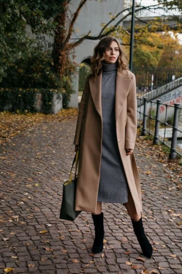 ντύσιμο με παλτό