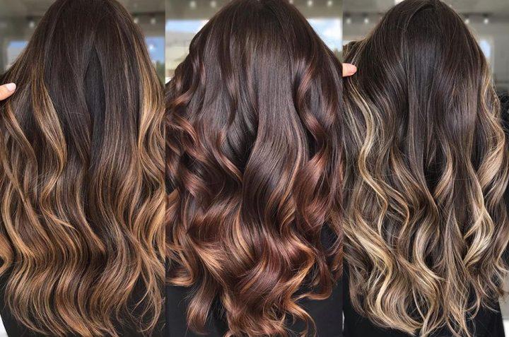 10 Προτάσεις για αλλαγή χρώματος μαλλιών για μελαχρινές!