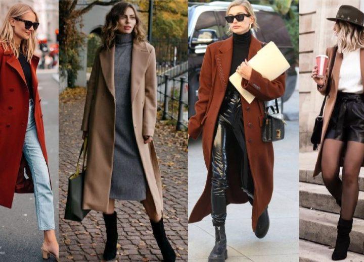 10 Μοντέρνοι τρόποι να φορέσεις ένα γυναικείο παλτό!