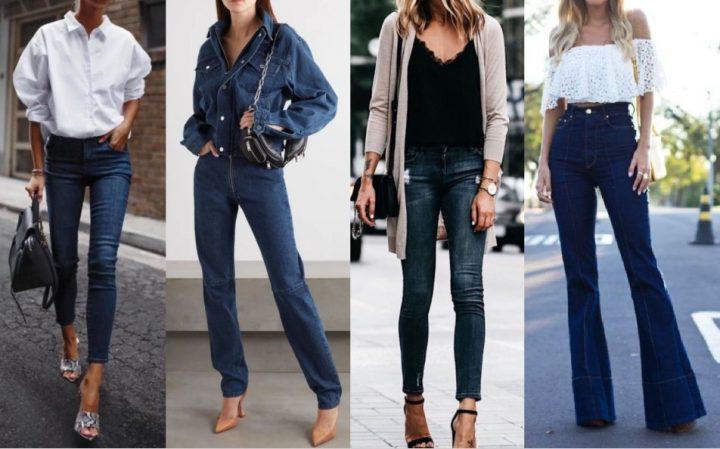 8 Ιδέες για ντύσιμο με σκούρο τζιν παντελόνι!