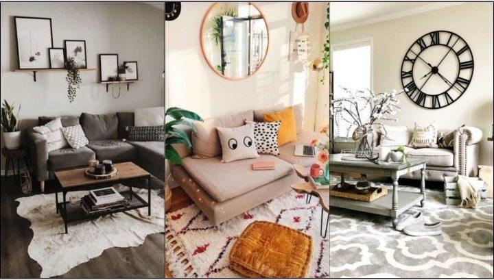 5 Ιδέες για έναν εντυπωσιακό τοίχο πίσω από τον καναπέ!