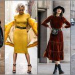 χειμωνιάτικα φορέματα