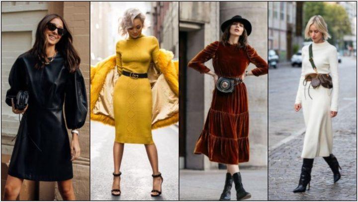 15 Χειμωνιάτικα φορέματα για στιλάτες εμφανίσεις!