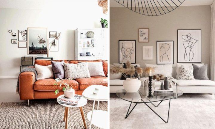 7 Εντυπωσιακά χρώματα για να βάλεις στο σαλόνι σου!