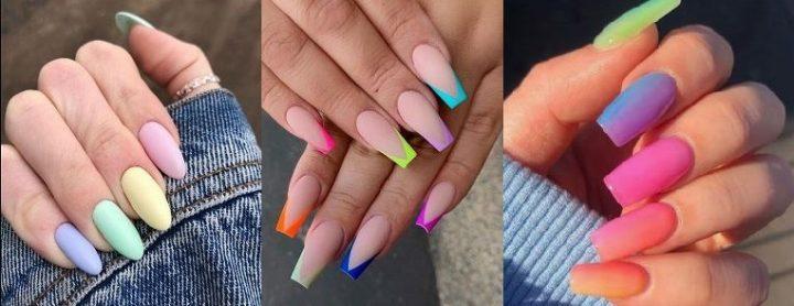 10 Φανταστικές προτάσεις για πολύχρωμα νύχια!