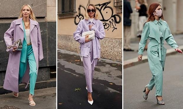 ανοιξιάτικα γυναικεία ρούχα παστέλ αποχρώσεις