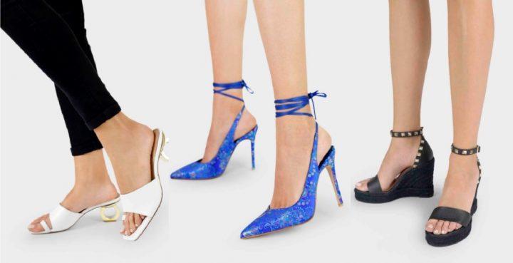 Νέα collection γυναικεία παπούτσια Tsakiris Mallas 2021
