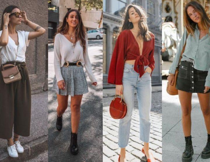20 Προτάσεις για καθημερινά ανοιξιάτικα ντυσίματα!