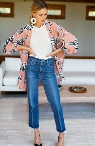 ανοιξιάτικο ντύσιμο με κιμονό