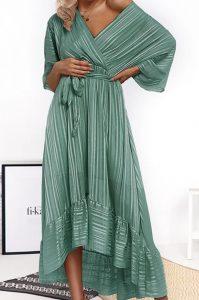 ασύμμετρο φόρεμα