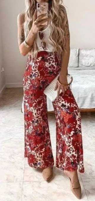 παντελόνα για μπόχο ντύσιμο άνοιξη