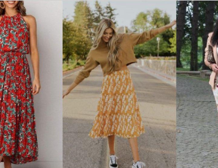 Πώς να κάνεις συνδυασμούς με φλοράλ ρούχα φέτος την άνοιξη!