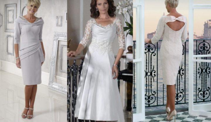 Τι ρούχο να βάλεις αν παντρεύεται με πολιτικό γάμο η κόρη σου!