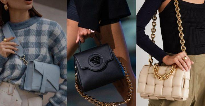 10 Γυναικείες τσάντες που θα είναι της μόδας την άνοιξη 2021